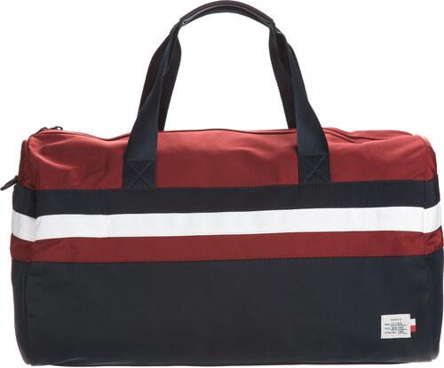 Tommy Hilfiger Tommy Cestovná taška Modrá Červená Biela - Glami.sk eb05bb81a00
