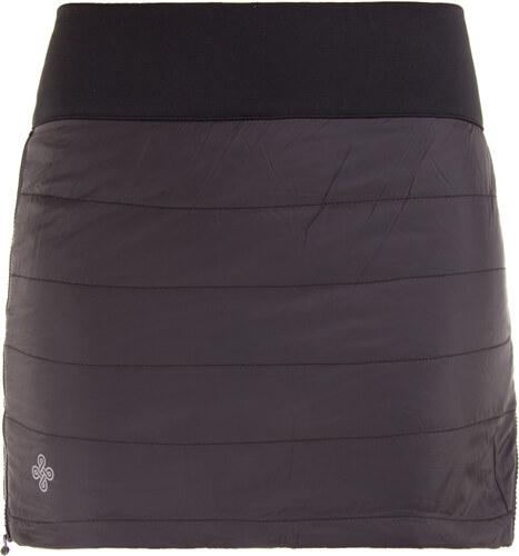 e46a91851755 Zateplená sukně dámská Kilpi MATIRA-W BLK - Glami.sk