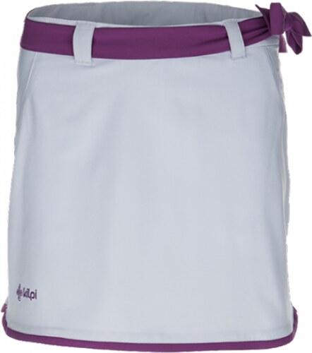 d22a424cdfb7 Dámska športová sukňa KILPI EMA Svetlo sivá - Glami.sk