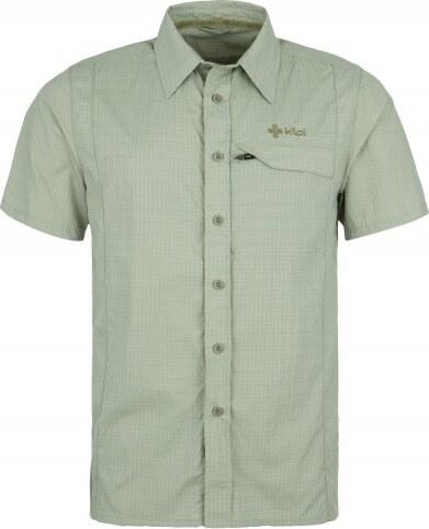 Pánska košeľa KILPI BOMBAY-M Khaki - Glami.sk 0efb5b9779