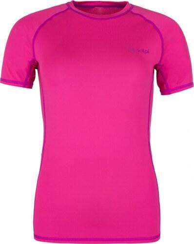 ad8cea600 Dámske funkčné tričko KILPI BORDER-W Ružová - Glami.sk
