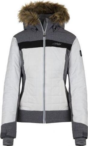 Dámská lyžařská bunda KILPI LEDA-W Bílá 18 - Glami.cz eeabd09ce7d