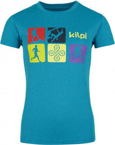 8d2222275bd9 Dámske funkčné tričko KILPI SANDORA-W Modrá - Glami.sk