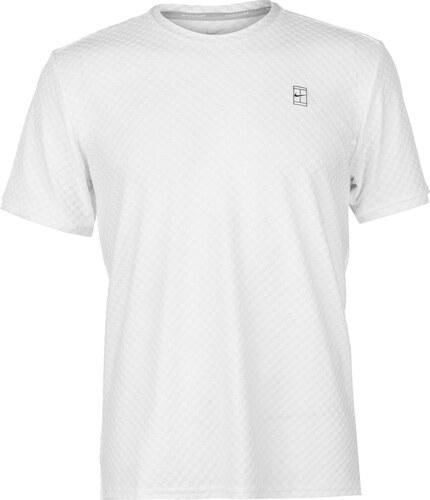 d28013aaf5a8 Pánske tenisové oblečenie Nike Checkered T Shirt Mens - Glami.sk