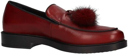 Mocassin Flight 14 Femme Triver Bordeaux 224 Chaussures wpgqI4IS