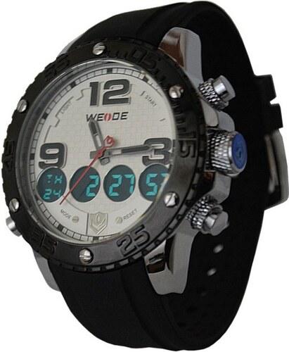 Pánské hodinky WEIDE 3405 bílé - Glami.cz 75db05d1a8
