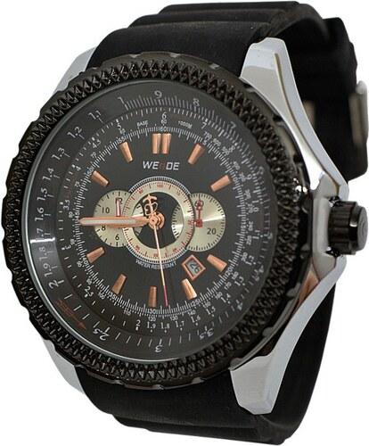 Pánské hodinky WEIDE 3303 zlaté - Glami.cz b3da091658