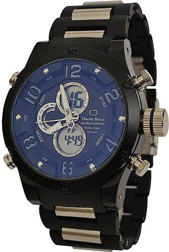 Pánské hodinky Charles Delon 5744 bílé - Glami.cz 5cc3afd096