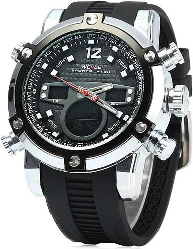 Pánské hodinky WEIDE 5205-7C černé - Glami.cz 340afff137