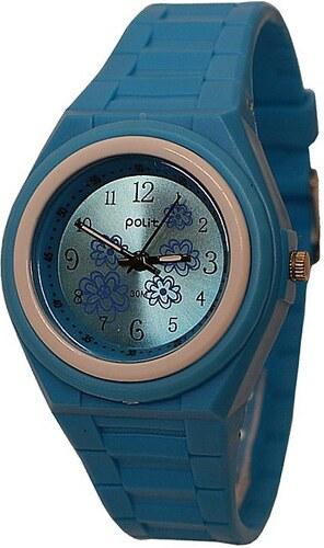 Dětské hodinky Polit 918 modré - Glami.cz 1b7ef4155e