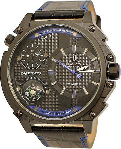 Pánské hodinky WEIDE 1507 modré - Glami.cz b4b27ef4445