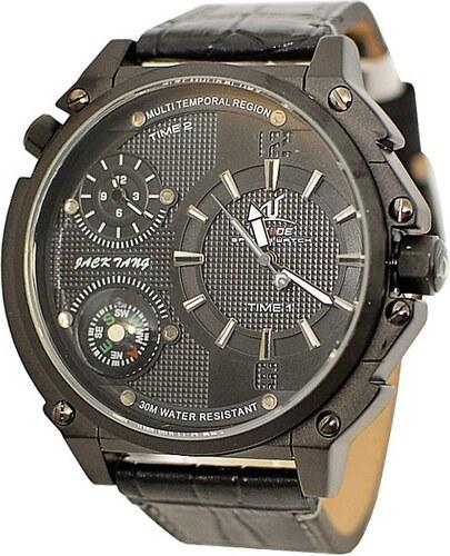 Pánské hodinky WEIDE 1507 černé - Glami.cz 55edb8bc26