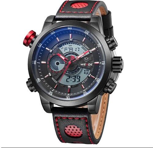 Pánské hodinky WEIDE 3401 LR červené - Glami.cz ea93270073