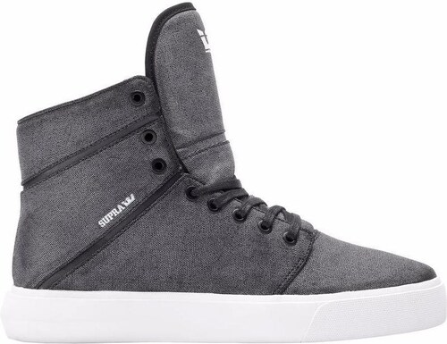 069765223 Supra Camino Washed Grey Black White - Glami.sk