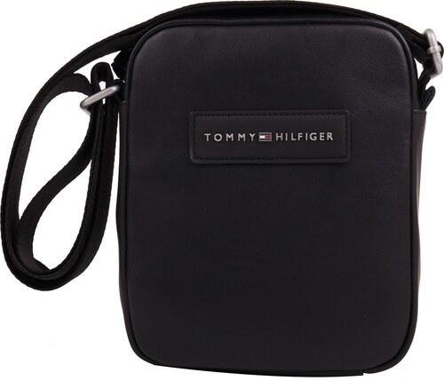 Tommy Hilfiger férfi fekete crossbody táska TH Város Mini Reporter ... 0148c0d3c1