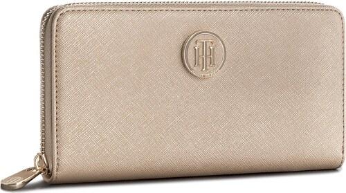 be64584765a Velká dámská peněženka TOMMY HILFIGER - Honey Za Wallet AW0AW05185 ...