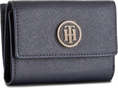 Kis női pénztárca TOMMY HILFIGER - Honey Med Flap Wallet AW0AW05197 ... 94fd4412d7