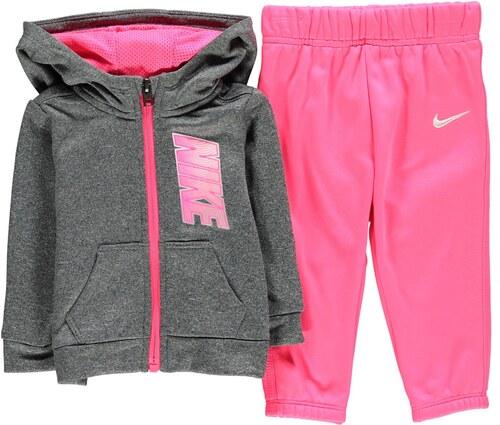 Tepláková súprava Nike Therma Tracksuit Set Baby Girls - Glami.sk ae0ddd6aada