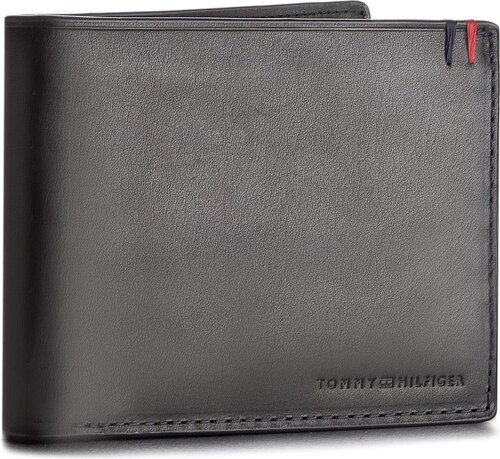 Nagy férfi pénztárca TOMMY HILFIGER - Burnished Cc Flap   Coin AM0AM03151  002 c8dd468264