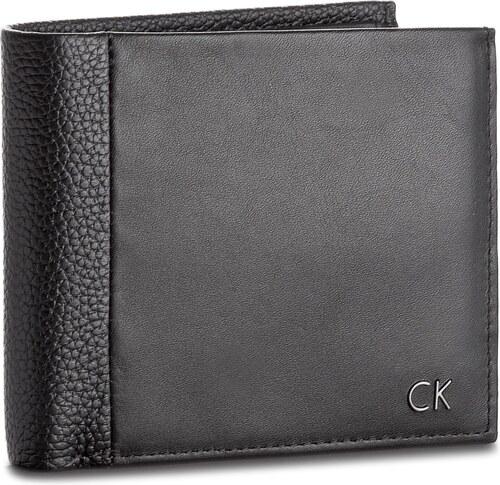 b5d8695cfa Nagy férfi pénztárca CALVIN KLEIN BLACK LABEL - New Nathan 10CC+Coin  K50K503558 001