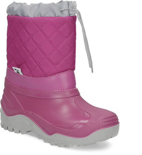 Mini B Dievčenské ružové snehule - Glami.sk 6dfa019330d