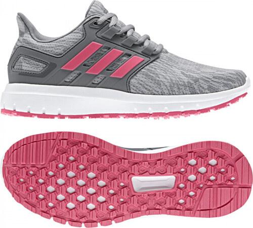 Dámské běžecké boty adidas Performance energy cloud 2 w (Šedá   Růžová) 4e0b025963