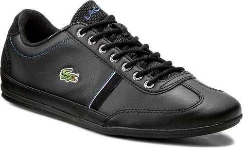 40a0b73b1b Sneakersy LACOSTE - Misano Sport 118 1 Cam 7-35CAM00831Z2 Blk Dk Blu ...