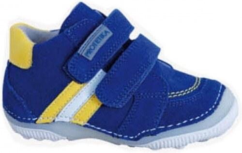 70a395b0a7b9 PROTETIKA detská kožená obuv MATY blue - Glami.sk