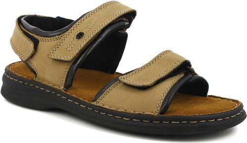 5c72691f65f4 Pánske kožené sandále Josef Seibel - Glami.sk