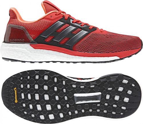 02b4841896e2 Pánske bežecké topánky adidas Performance SUPERNOVA M (Oranžová   Červená)
