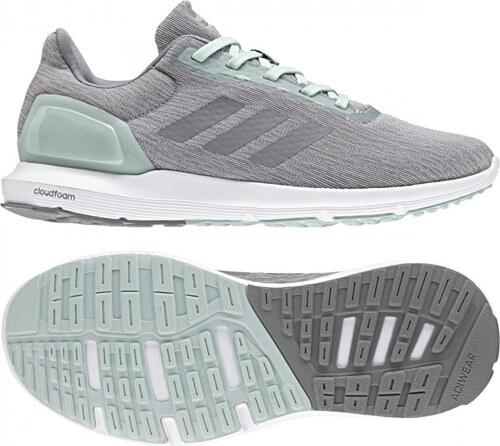 cb5e3ef68e Dámske bežecké topánky adidas Performance cosmic 2 w (Šedá   Zelená ...