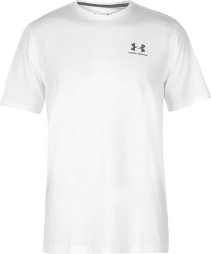 Pánske tričko Under Armour Sportstyle Left Chest Lockup T Shirt Mens ... 1cfcd73a82f