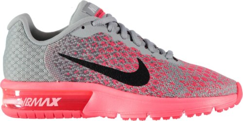 Nike Air Max Sequent 2 Trainers Junior Girls - Glami.cz 223ad3b192