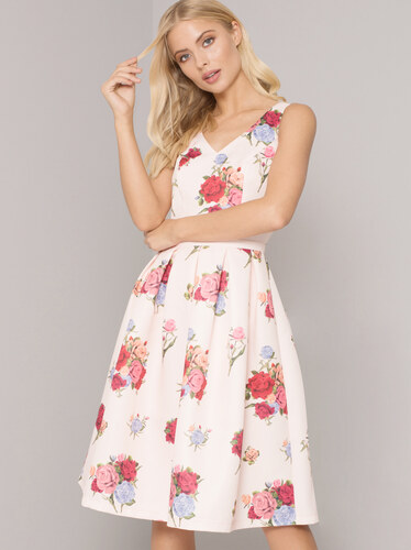 Společenské šaty Chichi London Giselle - Glami.cz 3a620890e6
