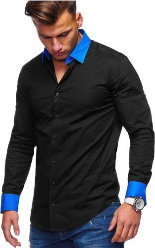 5a4dab934b4 Pánská košile Slim Fit model RH-1123 (H-103)