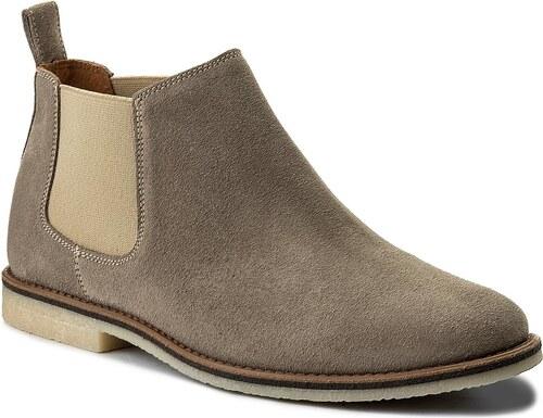 Kotníková obuv s elastickým prvkom GINO ROSSI - Spazio MSU040-AF9-R500-1700 b43516ad06