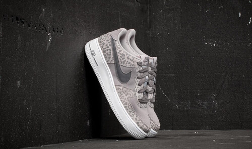 9a66d7f4771 Nike Air Force 1 LV8 (GS) Atmosphere Grey  Gunsmoke-White - Glami.cz
