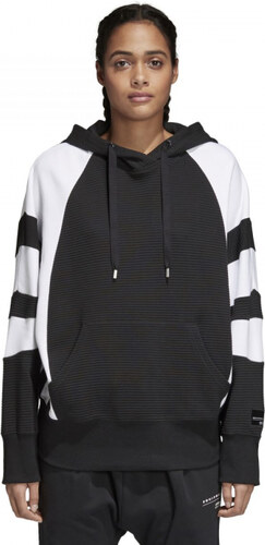 Dámská mikina adidas Originals EQT HOODIE (Černá   Bílá) - Glami.cz a902da8fec