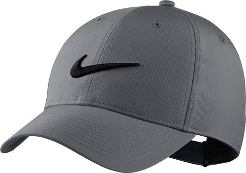 Nike Legacy 91 Tech Swoosh Cap Unisex Grey - Glami.cz 1f61e217dfe