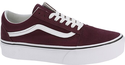 boty Vans Old Skool Platform - Port Royale True White - Glami.cz b59d8ee5bf