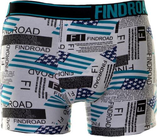 FIND ROAD Pánske boxerky Austin - Glami.sk e08197aa68