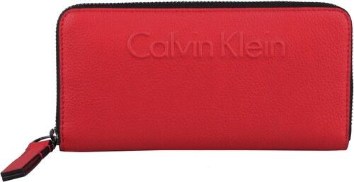 90c7f1d8ee22 Calvin Klein Dámska peňaženka Edge Large Zip-Around K60K603910 ...