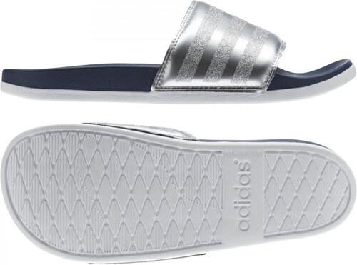 Dámske šľapky adidas Performance ADILETTE COMFORT (Tmavo modrá   Biela) a5c33039477