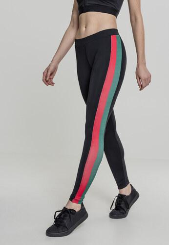 d44e16410fe3 Dámske športové legíny URBAN CLASSICS Ladies Side Stripe Leggings ...