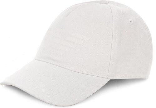 Kšiltovka EMPORIO ARMANI - 627252 8P558 00010 White - Glami.cz 365863b7de