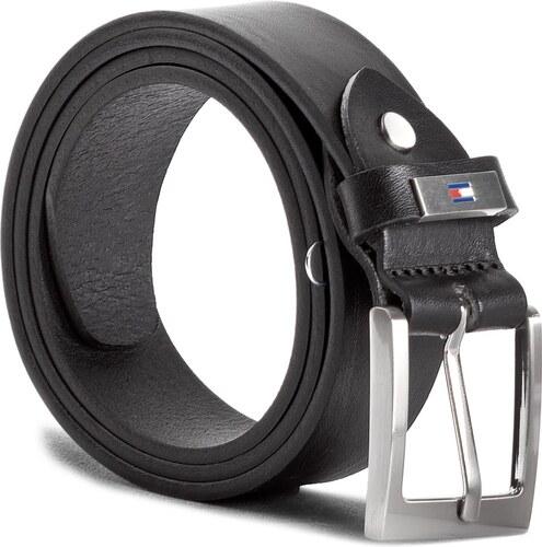 Opasok Pánsky TOMMY HILFIGER - Metal Plate Loop Belt 3.5 Adj AM0AM03320 85  002 ded393f523d