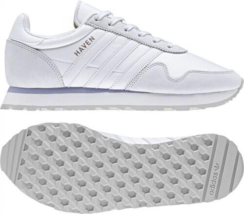 7771568253 Dámske tenisky adidas Originals HAVEN W (Biela   Šedá) - Glami.sk