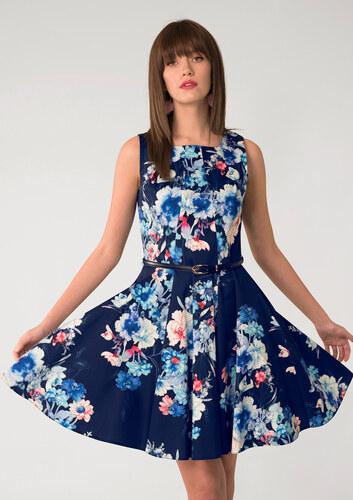 Dámské šaty Closet Nebeské květiny - Glami.cz 2a3ae8876cf