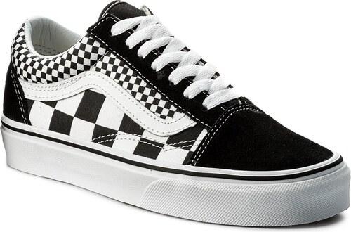ecf424dc7a3f Teniszcipő VANS - Old Skool VN0A38G1Q9B (Mix Checker) Black/True ...