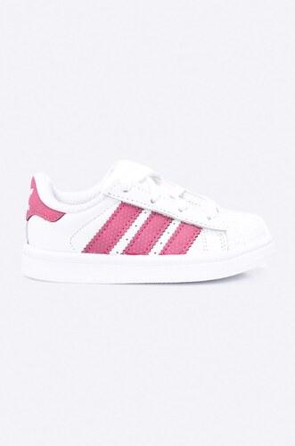 adidas Originals - Detské topánky Superstar I - Glami.sk 7203d9858c5